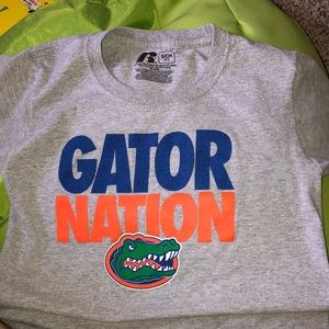 Other - Great condition kids UF Gators shirt